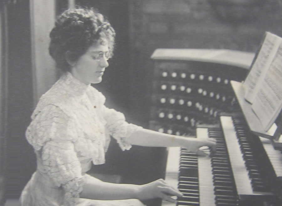 Ella Scoble Opperman
