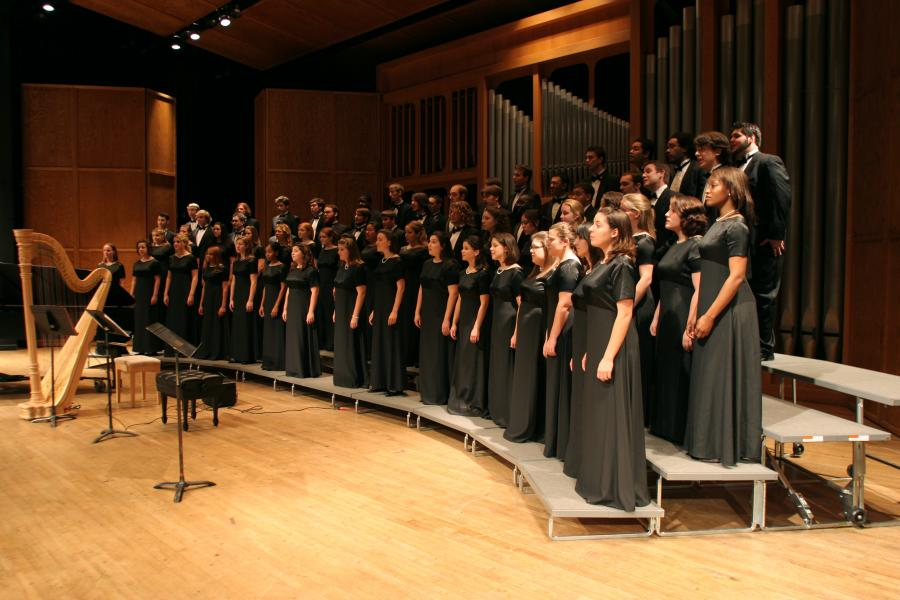Choral Institute at Oxford | Rider University