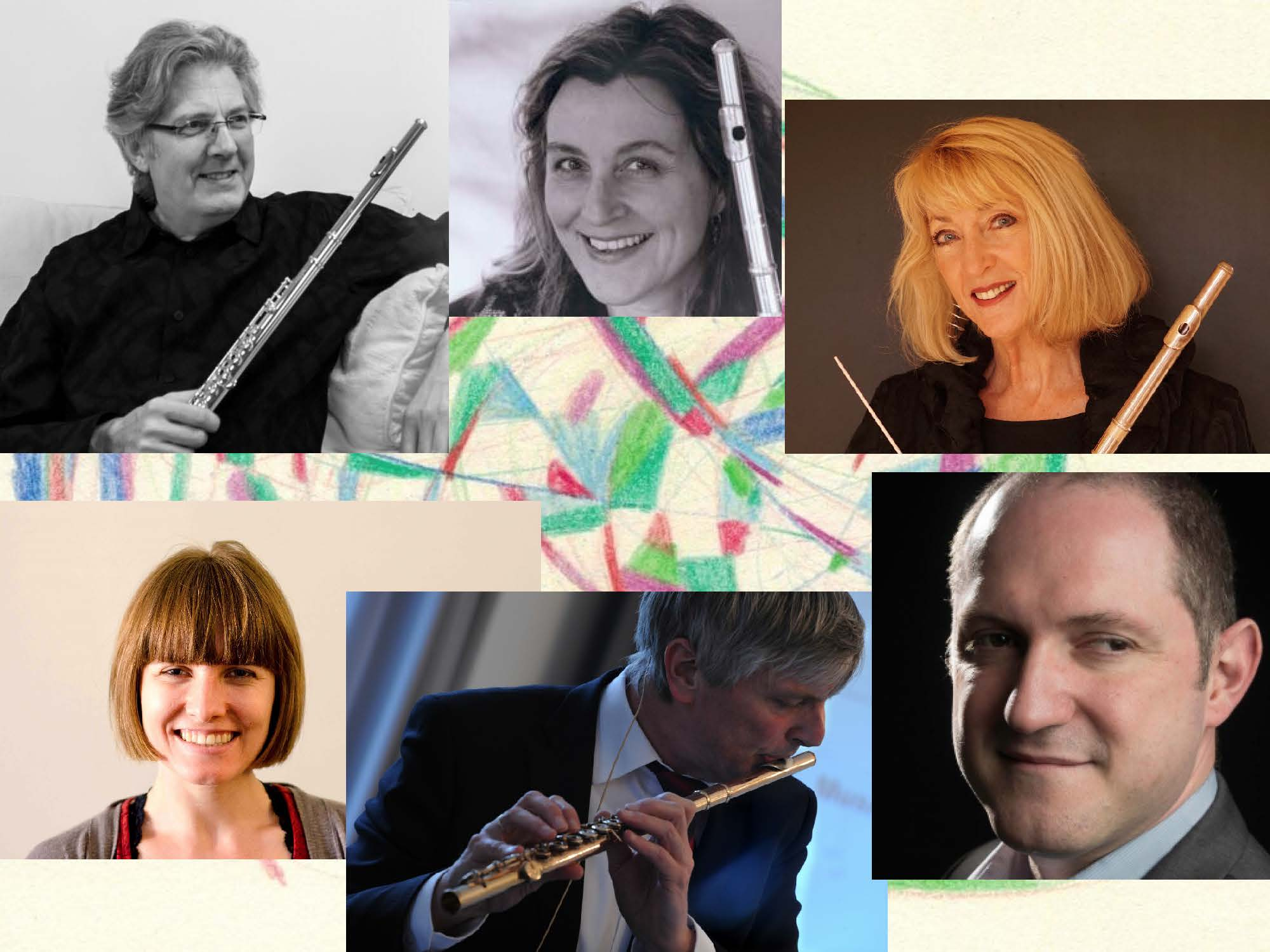 2019 Flute Summit Guest Artists